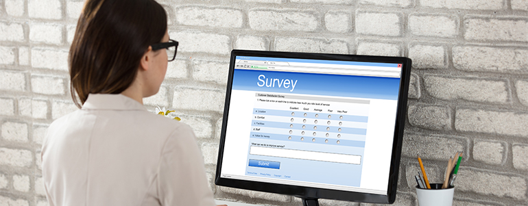 syracuse online surveys with Drive Research