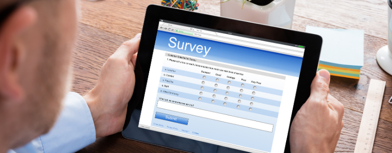 Syracuse customer satisfaction surveys with Drive Research