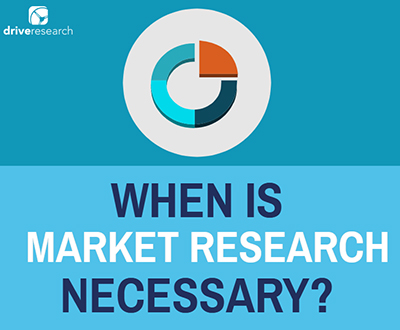 When Is Market Research Necessary from Drive Research