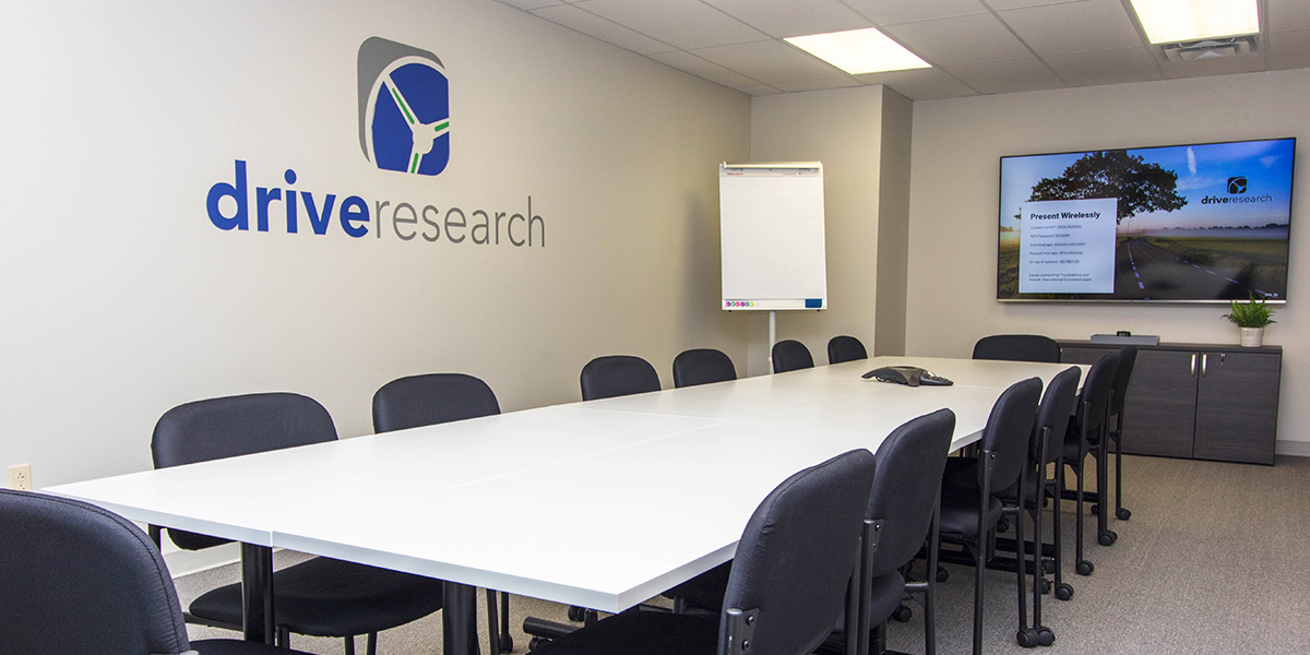 Focus Group Room at Drive Research