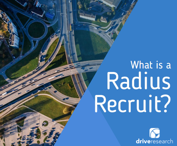 what is radius recruiting | roads intertwining