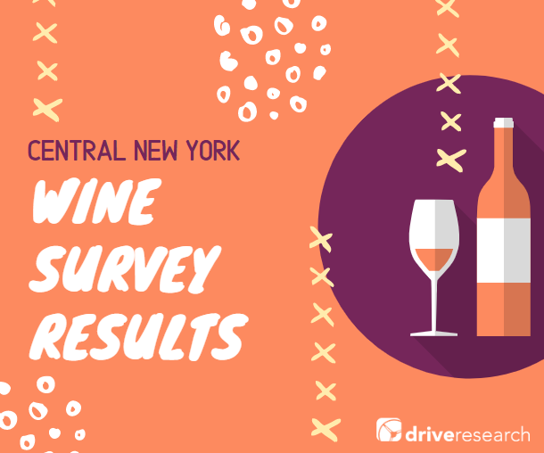 central new york wine survey results | wine glass and wine bottle