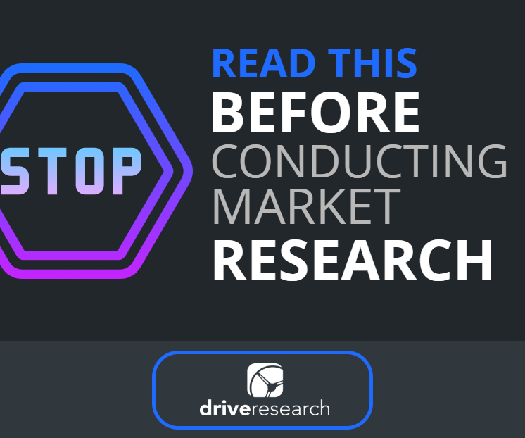 4 things to know before conducting market research