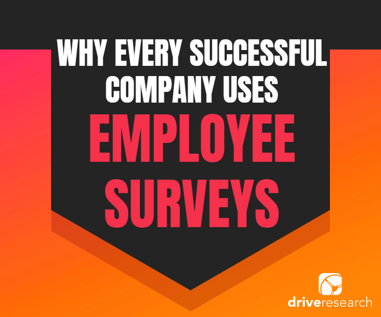 why every successful company uses employee surveys