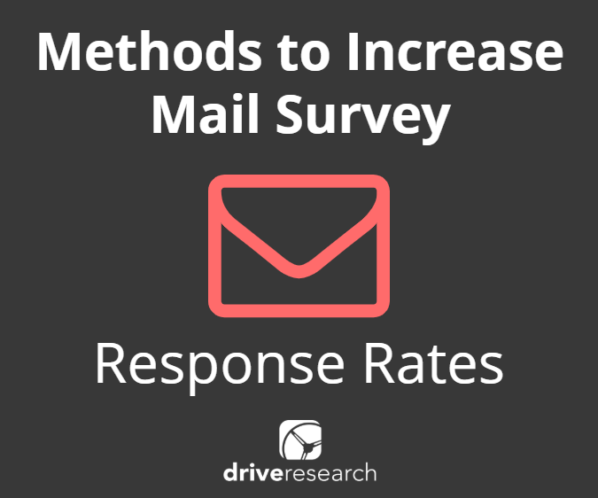 methods-increase-mail-survey-response-rate-business-tips-market-research