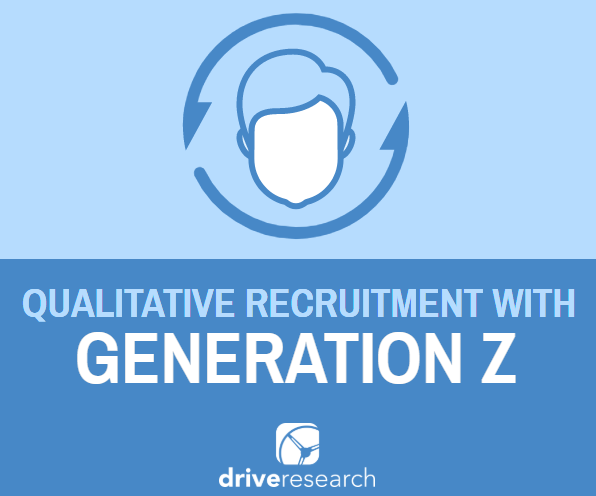 qualitative recruitment with generation z
