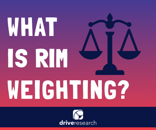 what is RIM weighting | scale