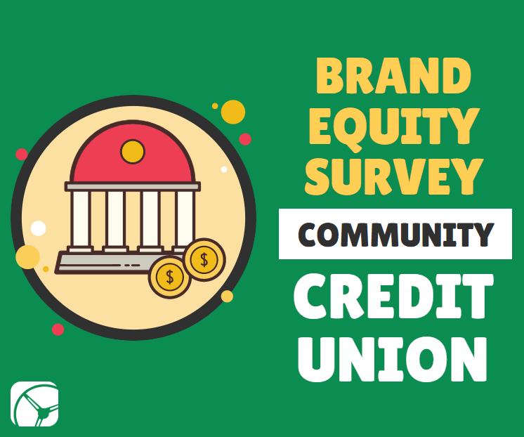 brand equity community credit union case study with drive research