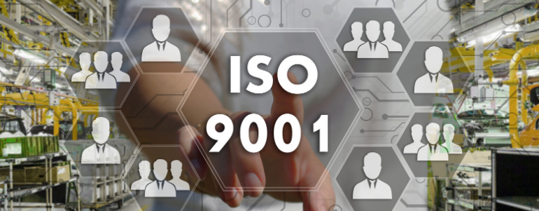 ISO 9001 performance evaluation with Drive Research