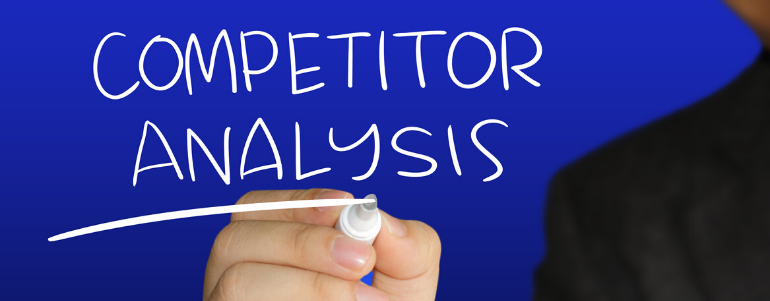competitor analysis with drive research