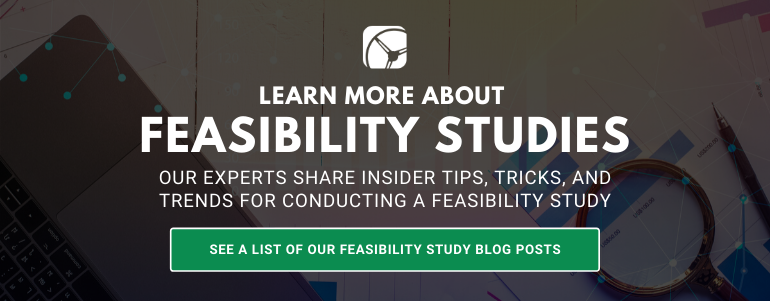 feasibility study blog posts by drive research