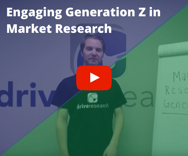 Video: Engaging Generation Z in Market Research