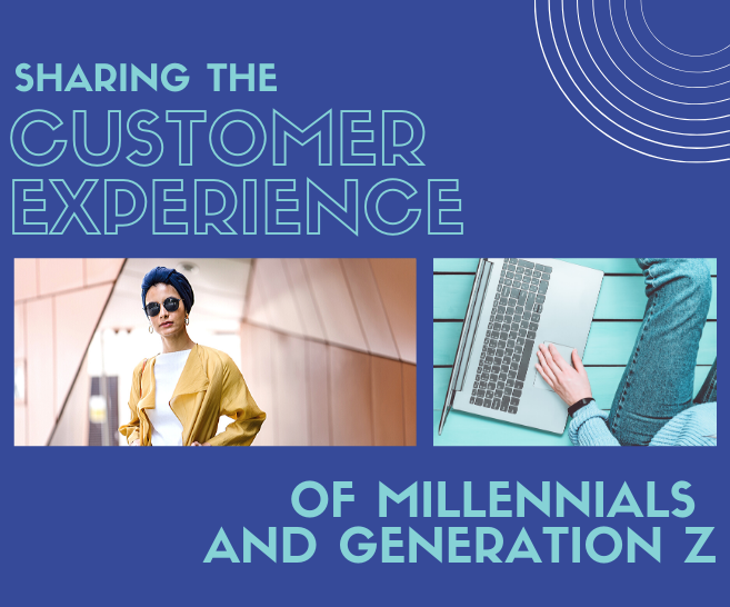sharing the customer experience of gen z and millenials | Drive Research