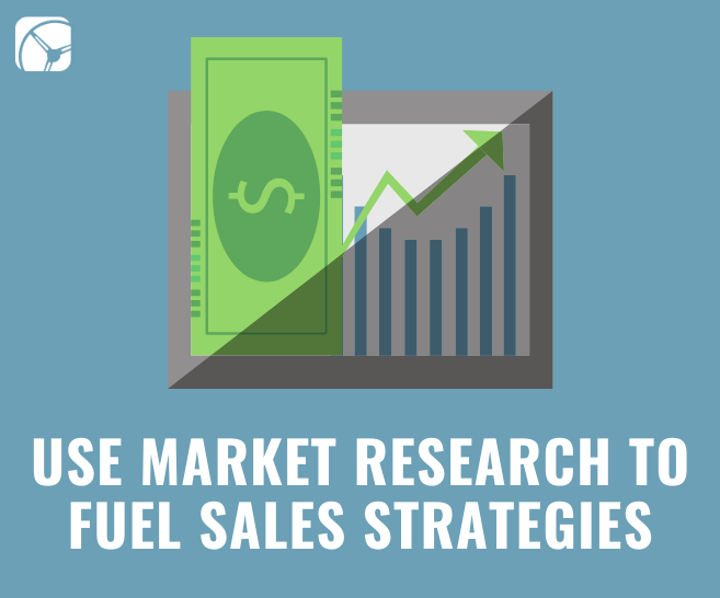 3 Ways to Use Market Research to Fuel Sales Strategies | Market Research Company