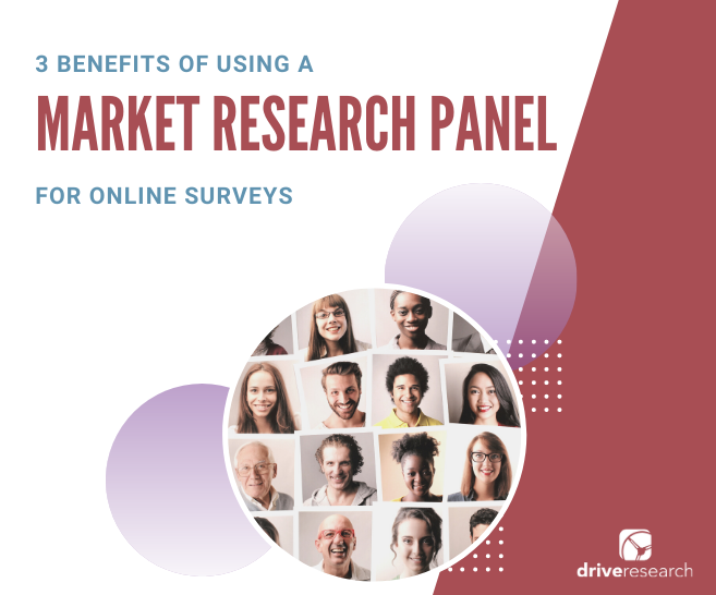 3 Key Benefits of Using a Market Research Panel for Online Surveys