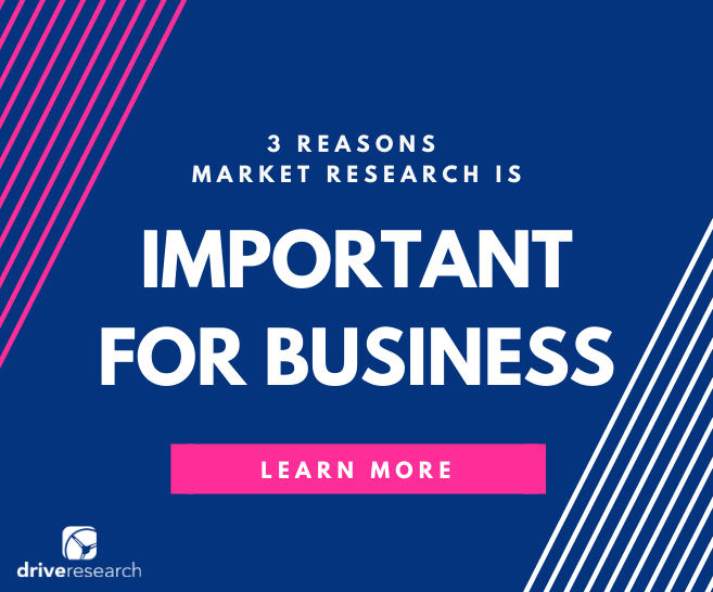 3 Reasons Market Research is Important for Business