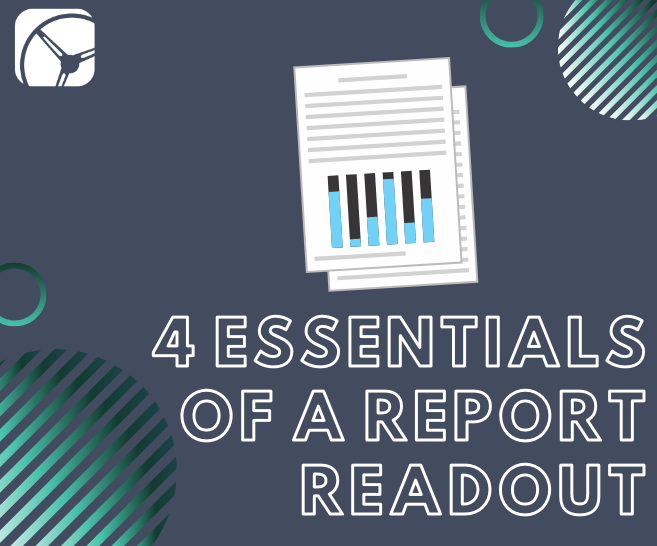 4 Essentials of a Report Readout in Market Research | Binghamton Market Research