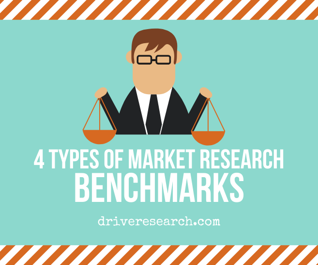 4 Types of Market Research Benchmarks | Market Research Consultant
