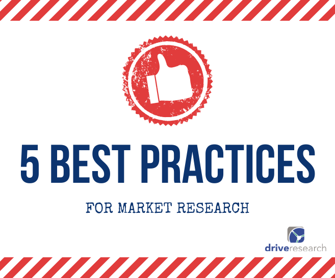5 Best Practices for Market Research Borrowed from Psychology