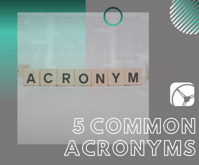 5 Common Acronyms | Market Research Company Rochester NY