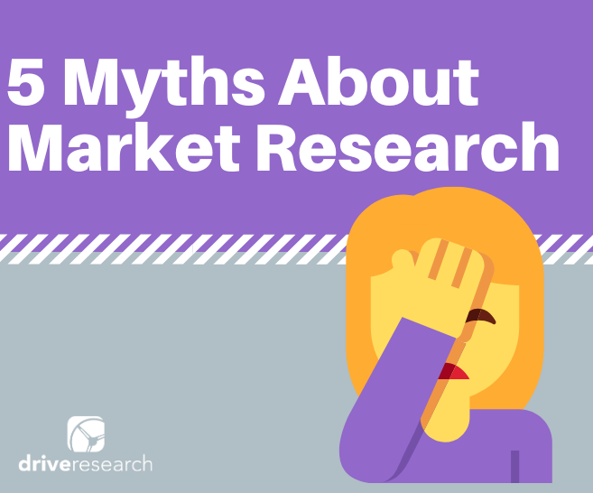 5 Myths About Market Research