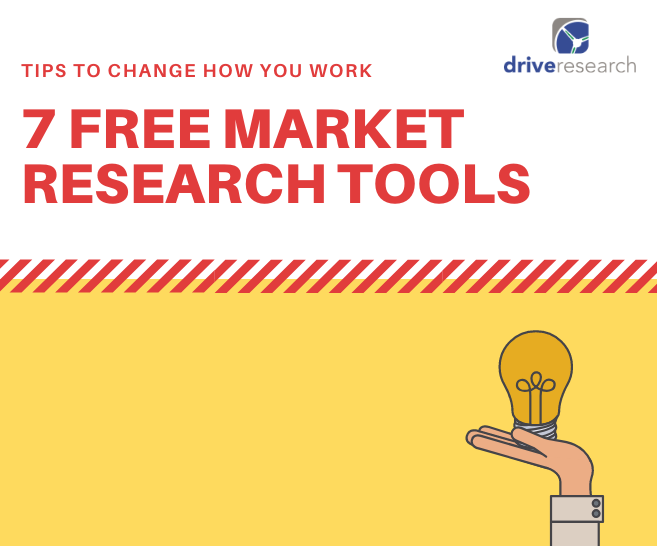 7 Free Market Research Tools That Will Change Your Life (Maybe?)