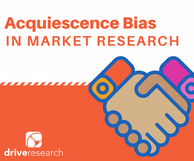 Acquiescence Bias in Market Research