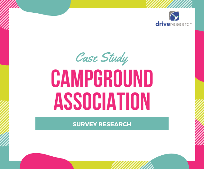 Case Study: Campground Association Survey Research