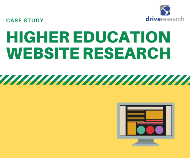 Case Study: Higher Education Website Research
