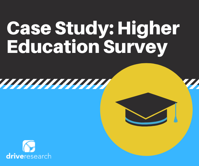Case Study: Higher Education Survey