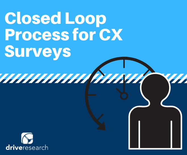 Why You Need a Closed Loop Process for Customer Experience (CX) Surveys
