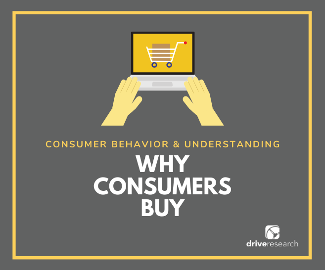 "Consumer Behavior and Understanding ""Why Customers Buy?"""