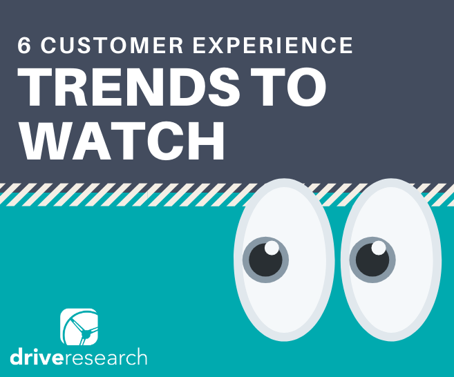 6 Customer Experience (CX) Trends to Watch Next Year