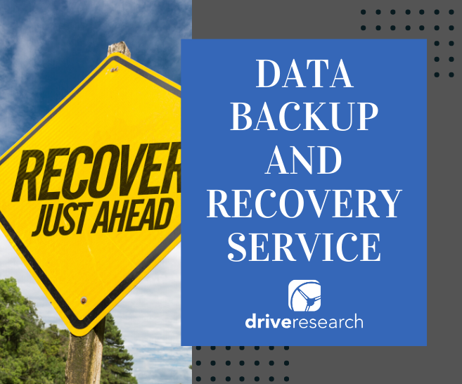 Case Study: Data Backup and Recovery Service Online Survey