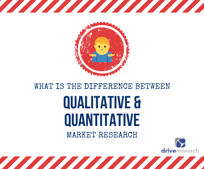 Difference Between Qualitative and Quantitative Market Research
