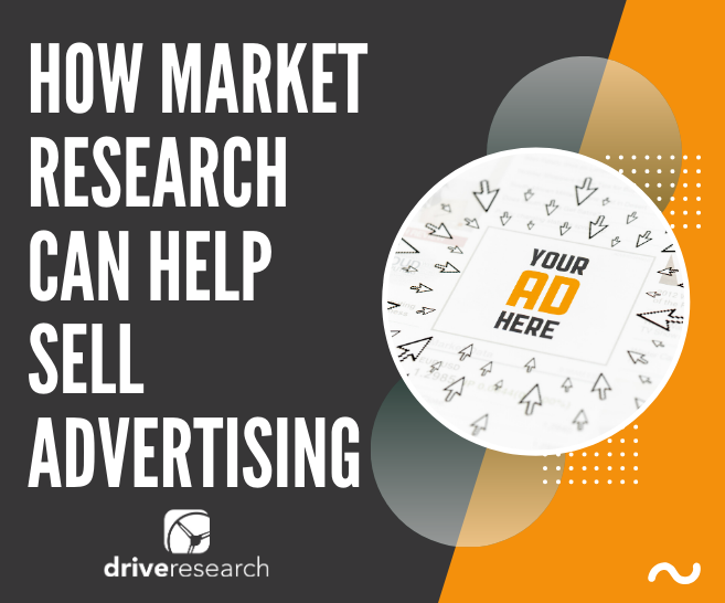 3 Ways Marketing Research Can Help Sell Advertising