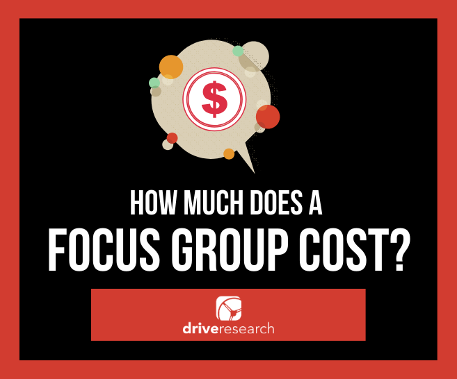 How Much Does a Focus Group Cost? | Focus Groups Syracuse, NY