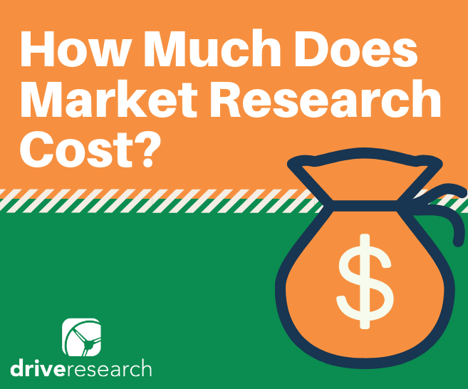 How Much Does Market Research Cost? | Choose Wisely
