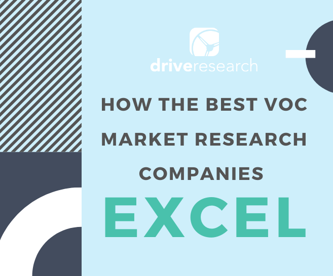 Here's How the Best VoC Market Research Companies Excel