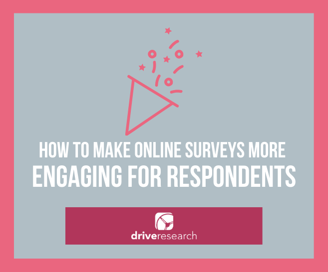 How to Make Online Surveys More Engaging for Respondents?