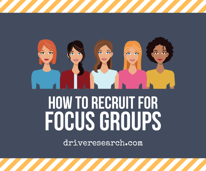 How to Recruit for Focus Groups? | Qualitative Recruitment Firm NY