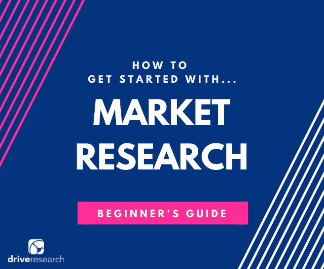 Market Research for Beginners | Where to Get Started?