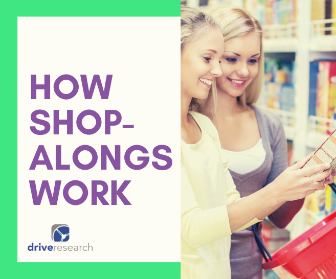 Shop-alongs in Market Research | A Definition and the Process
