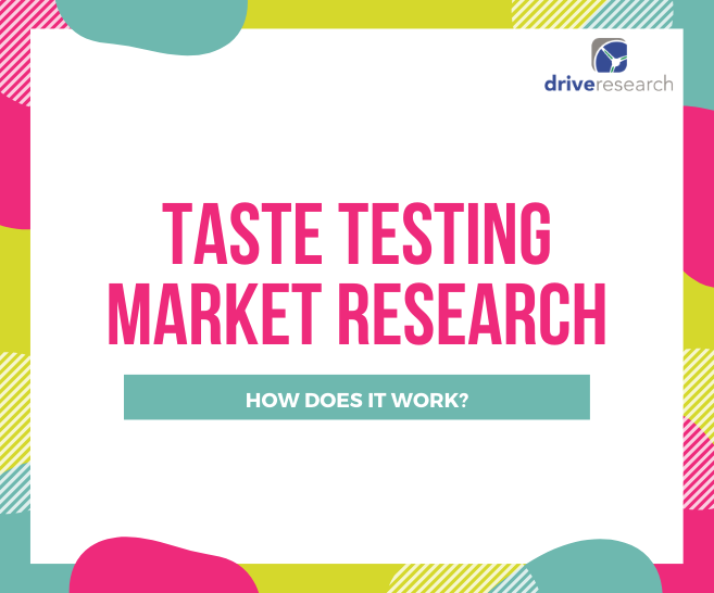 Taste Testing Market Research | How Does it Work?
