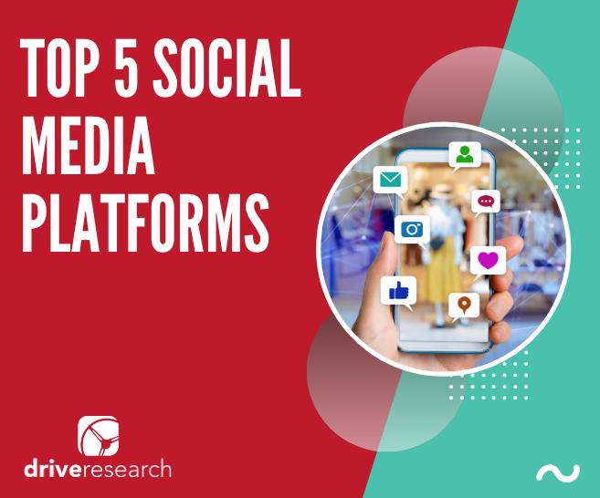Guide to the Top 5 Social Media Platforms