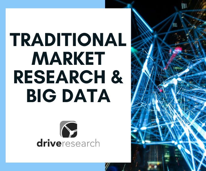 Traditional Market Research and Big Data | Which is More Actionable?