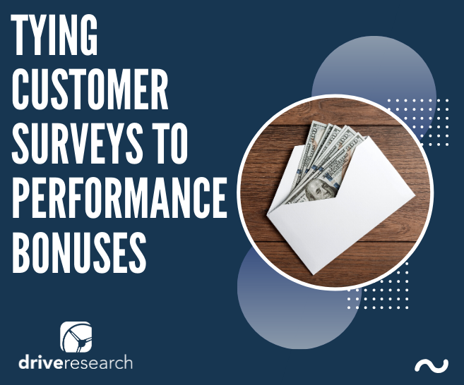 5 Dangers of Tying Customer Surveys to Performance Bonuses
