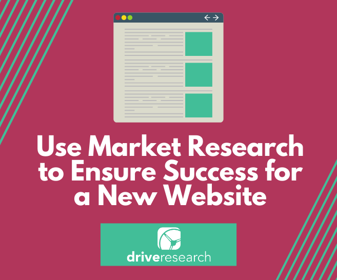 Creating a Website | Use Market Research to Ensure Success