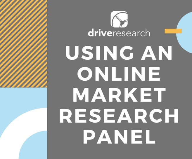 8 Steps to Using an Online Market Research Panel