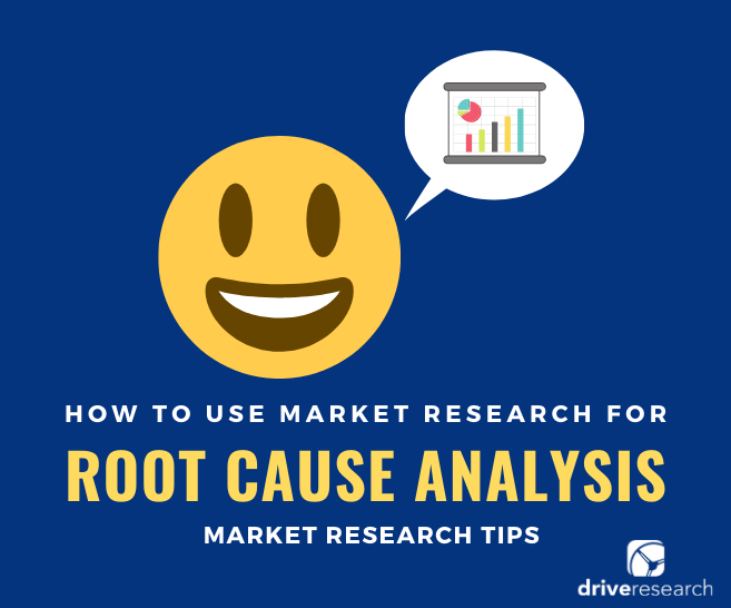 Using Market Research for Root Cause Analysis
